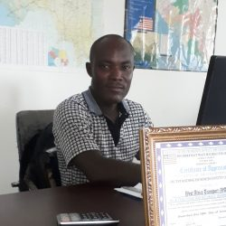 augustine wiah oporations manager