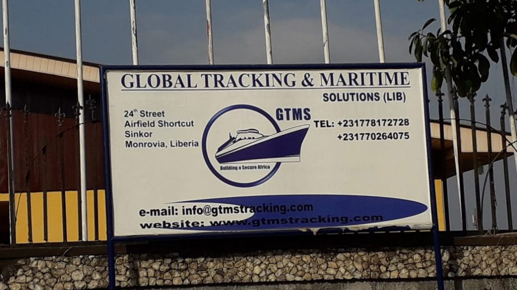 global tracking and maritime CTN